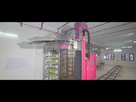 FodderWorks Automated Robotic Fodder System
