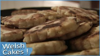 Welsh Cakes | Wyn Hopkins