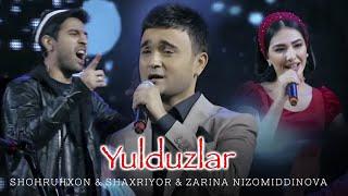 Shohruhxon & Shaxriyor & Zarina Nizomiddinova - Yulduzlar (concert version 2017)
