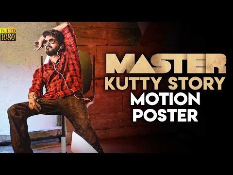 Master - Kutti Story Motion Poster   Thalapathy Vijay   Anirudh Ravichander   Lokesh Kanagaraj