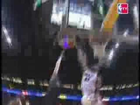 Allen Iverson 45pts vs Miami Heat 2006-07 season