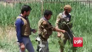 Security Forces Push Taliban Back From Kunduz City/نیروهای دولتی جنگ را دورتر از شهر کندز بُردند
