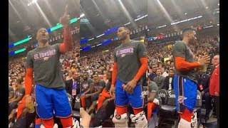 """Russell Westbrook Wants to FIGHT with Utah Jazz Fan """"I'll F*ck you up, You & ur wife"""""""