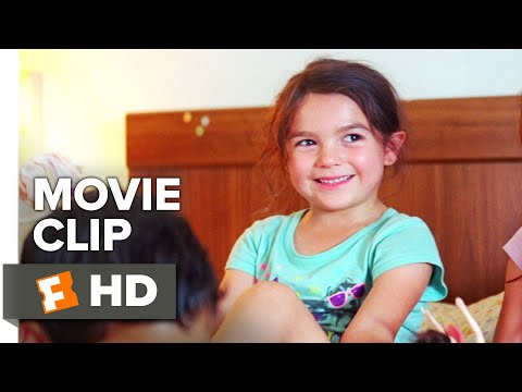 The Florida Project Movie Clip - Watch Those Kids (2017)   Movieclips Indie