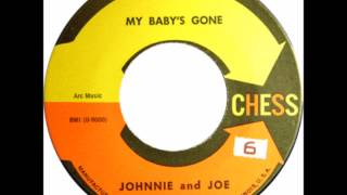 Johnnie And Joe - Darling / My Baby