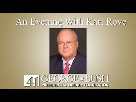 An Evening With Karl Rove