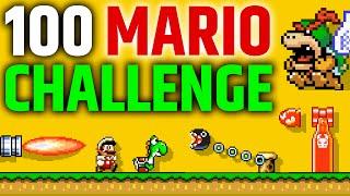 Super Mario Maker 100 Mario Challenge Expert