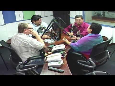 A los 4 Vientos, 9 Octubre 2017, Radio La Primerísima, Managua, Nicaragua
