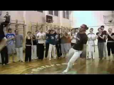 Trailer for DVD - Capoeira CDO Saint-Petersburg 2009
