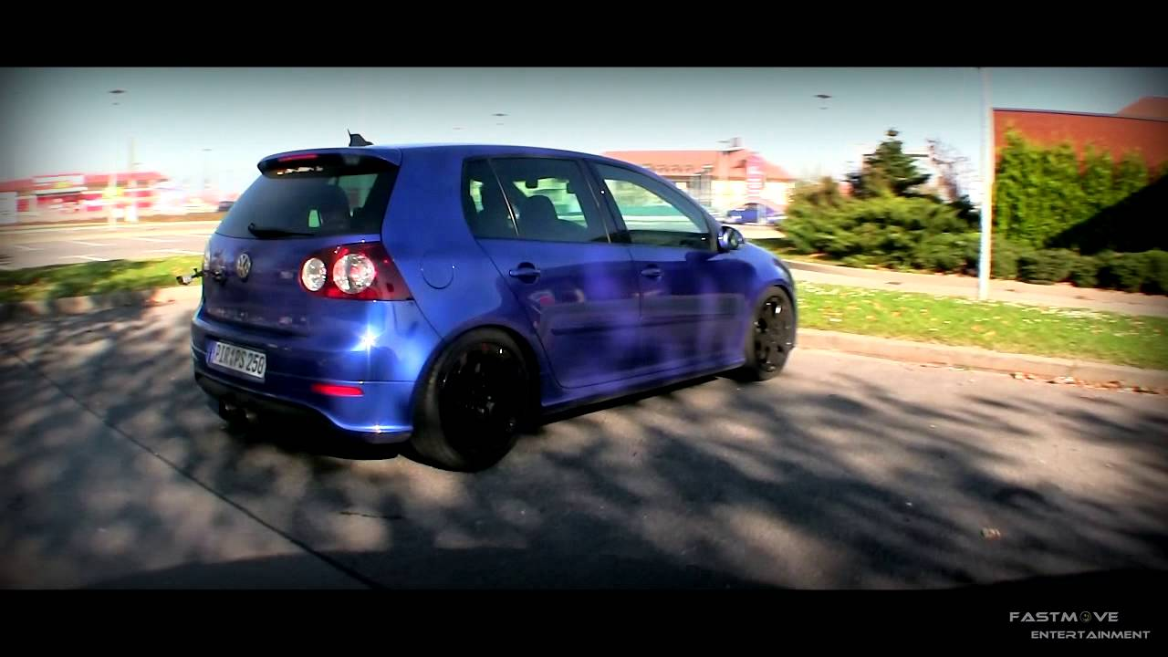 impression vw golf v r32 hgp turbo stage ll hd movie. Black Bedroom Furniture Sets. Home Design Ideas