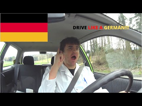 How To Be A Good Driver