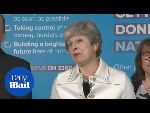 'MPs Have A Stark Choice': May Prepares For Another Brexit Vote