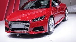 Audi TT - Salon auto Genève 2014