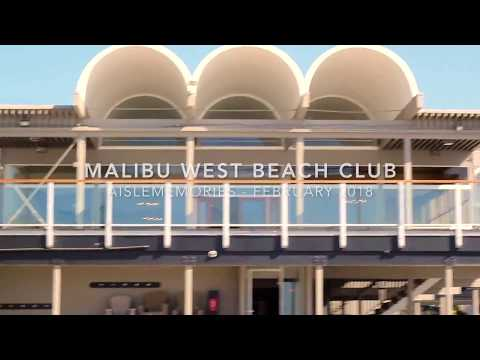 Malibu West Beach Club Wedding Venue Tour By AisleMemories