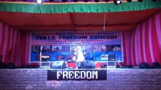 Tashi feat Saadda Haq - Tibet Freedom Concert Organised by STFDelhi
