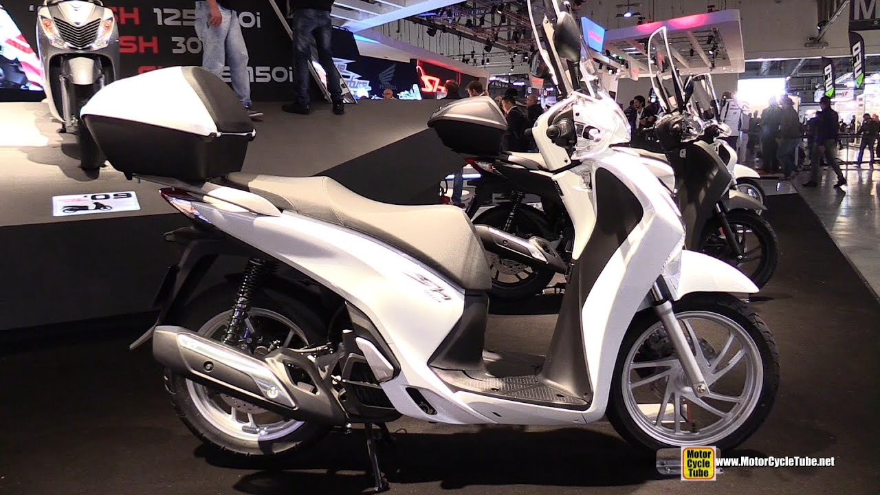 2015 honda sh 150i abs scooter walkaround 2014 eicma. Black Bedroom Furniture Sets. Home Design Ideas