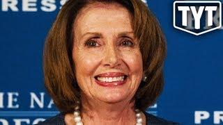 Establishment Democrats Will Do ANYTHING For Nancy Pelosi