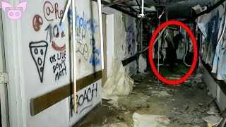 Scary Footage Captured in Abandoned Buildings