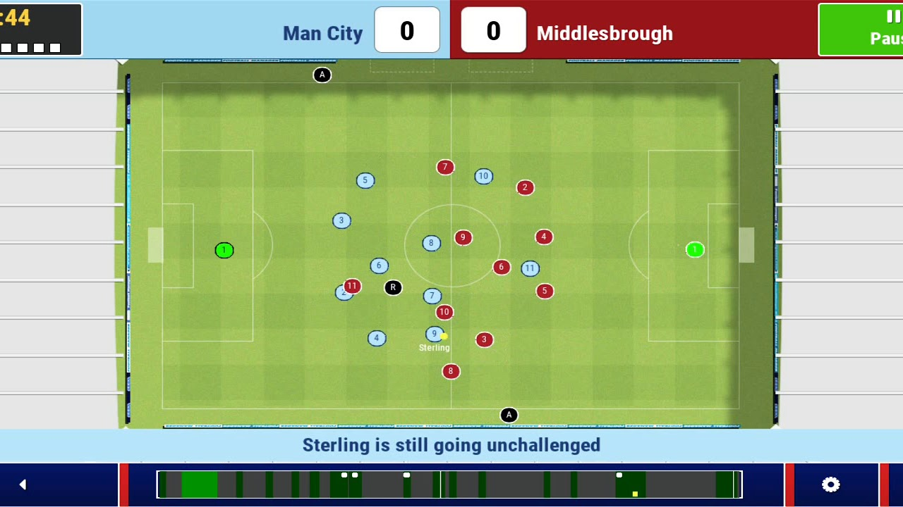 Pep Guardiola Tactics Fm19