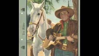 Watch Tex Ritter Big Rock Candy Mountain video