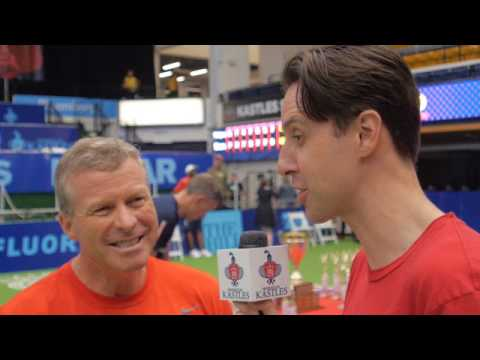 Charity Classic: Charlie Dent interview
