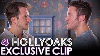 E4 Hollyoaks Exclusive Clip: Wednesday 17th January