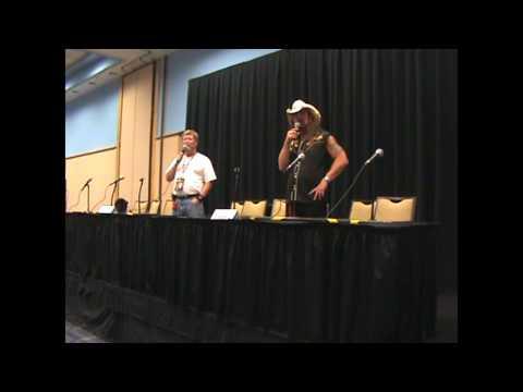 Paul St. Peter  & Scott McNeil Thursday Panel Metrocon 2017