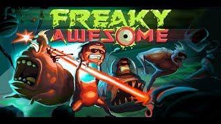 Freaky Awesome - Когда ты мутировал на дне [Обзор]