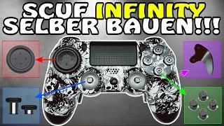 SCUF CONTROLLER SELBER BAUEN | SCUF INFINITY | TUTORIAL OHNE LÖTEN