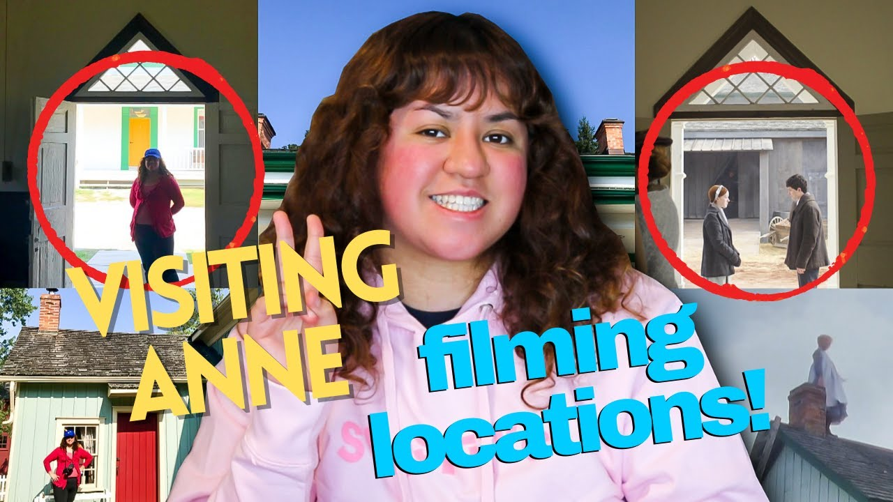 Download VISITING ANNE WITH AN E/ANNE OF GREEN GABLES FILMING LOCATIONS (storytime)