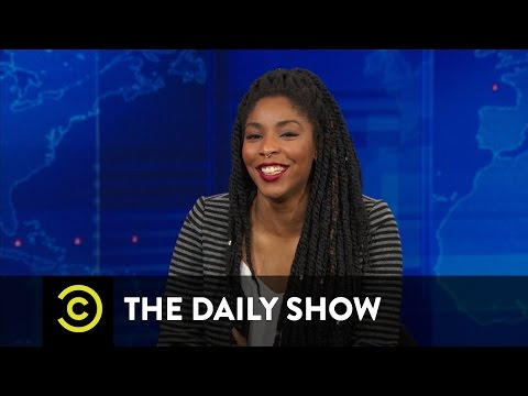 The Daily Show - Jessica Williams Questions Sanders-to-Trump Supporters & Says Goodbye