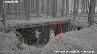 Geist eines Soldaten? - Ghosthunter / Geisterjäger aus NRW im Hürtgenwald 28.03.2015  (GH-NRWup)