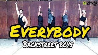 Everybody - Backstreet boys /Zumba/ Choreography/Carlos safary