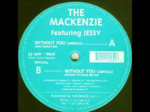 The Mackenzie feat  Jessy - Arpegia