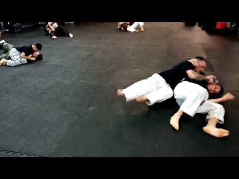 Mon.Self defense class