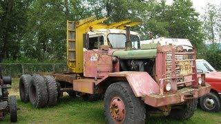 1959 Kenworth Chain Drive