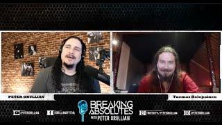 Breaking Absolutes Ep. 2 - Tuomas Holopainen (Nightwish)