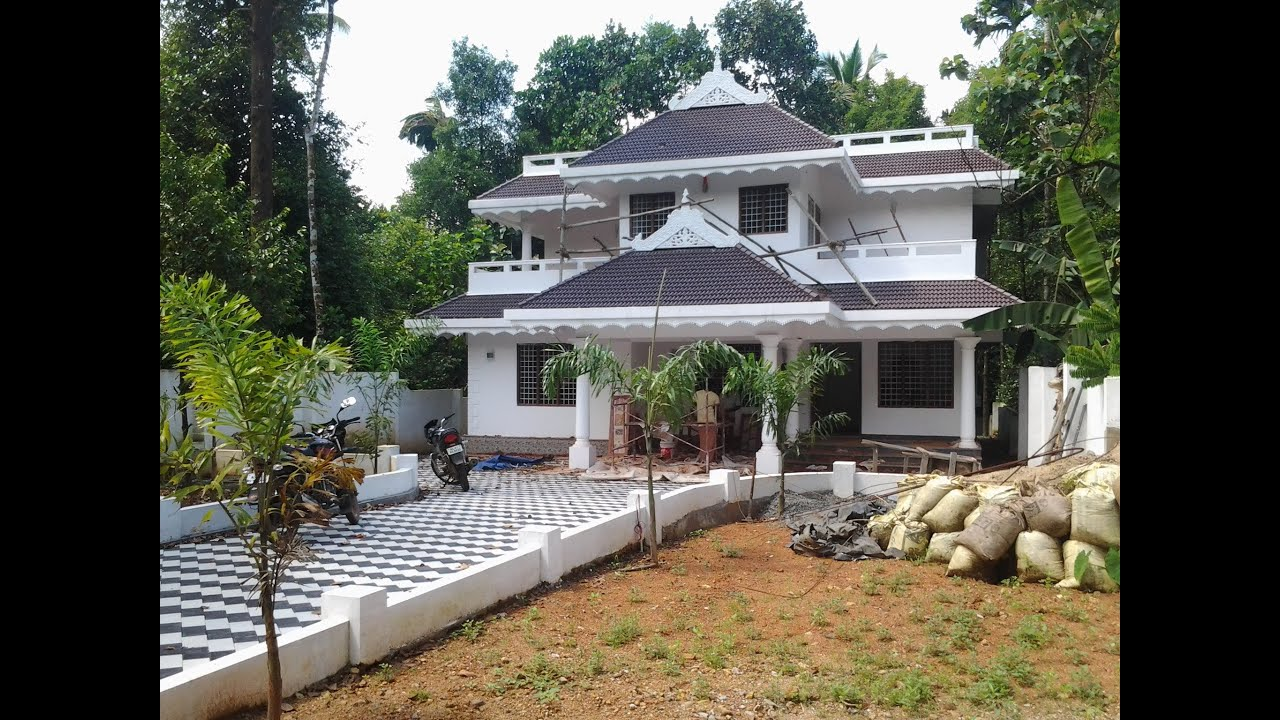 Luxury european style house in angamaly real estate for Luxury european homes