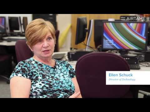 Why Hudson High School Switched to Airtame