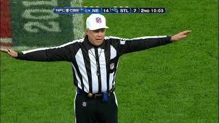 2012 - Patriots vs. Rams (London) Week 8