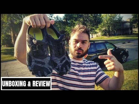 AWESOME WHITIN BAREFOOT & MINIMALIST SHOE REVIEW/UNBOXING