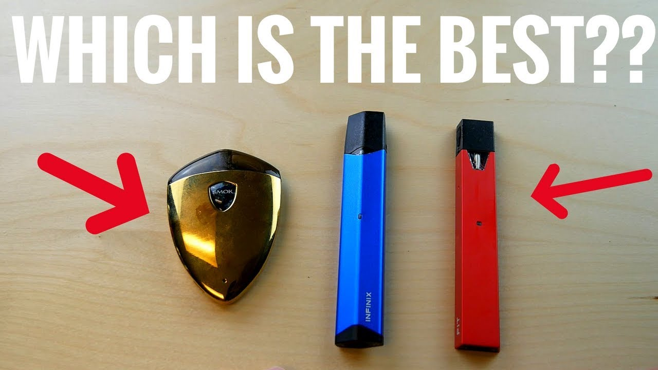 Smok Fit vs Infinix vs Badge [Which One Is THE Best!?!]
