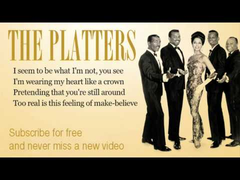 The Platters  The Great Pretender  Lyrics