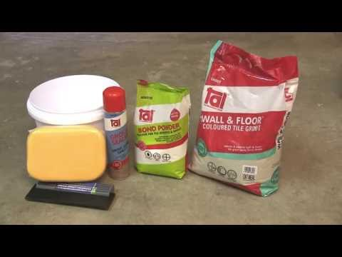 How to waterproof a shower before tiling