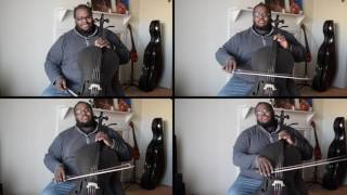 Pink Panther Theme (Cello Cover)