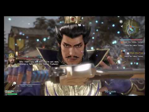 Dynasty Warriors 9 - Cow Cow - ONE CHINA POLICY LP 01