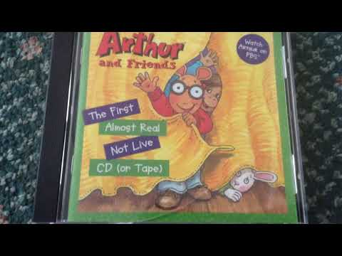 Arthur And Friends: The First Almost Real Not Live CD (or Tape): Theme Song