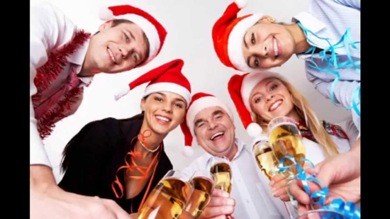 Office christmas party ideas - YouTube