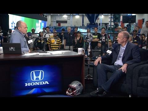 Pro Football Hall of Famer Jim Kelly on Buffalo Bills Future, SB51 & More - 2/2/17