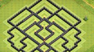 Clash Of Clans Th Best Base War